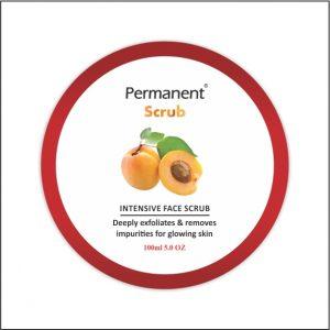 permanent Apricot Scrub